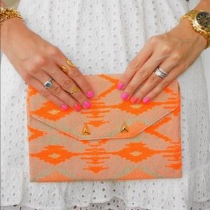 City slim clutch by stella and dot